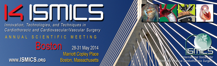 13 ISMICS Annual Scientific Meeting, 12-15 June 2013, Hilton Prague, Prague, Czech Republic