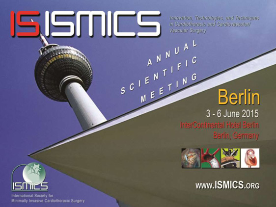2015 ISMICS Annual Scientific Meeting