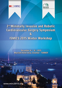 2nd Minimally Invasive and Robotic Cardiovascular Surgery Symposium and ISMICS Winter Workshop