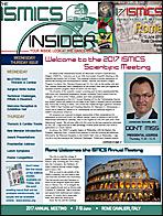 ISMICS Insider: 2017 Wednesday/Thursday