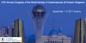 27th Annual Congress of the World Society of Cardiovascular and Thoracic Surgeons