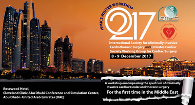 ISMICS 2017 Winter Workshop