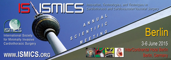 14 ISMICS Annual Scientific Meeting, 12-15 June 2013, Hilton Prague, Prague, Czech Republic